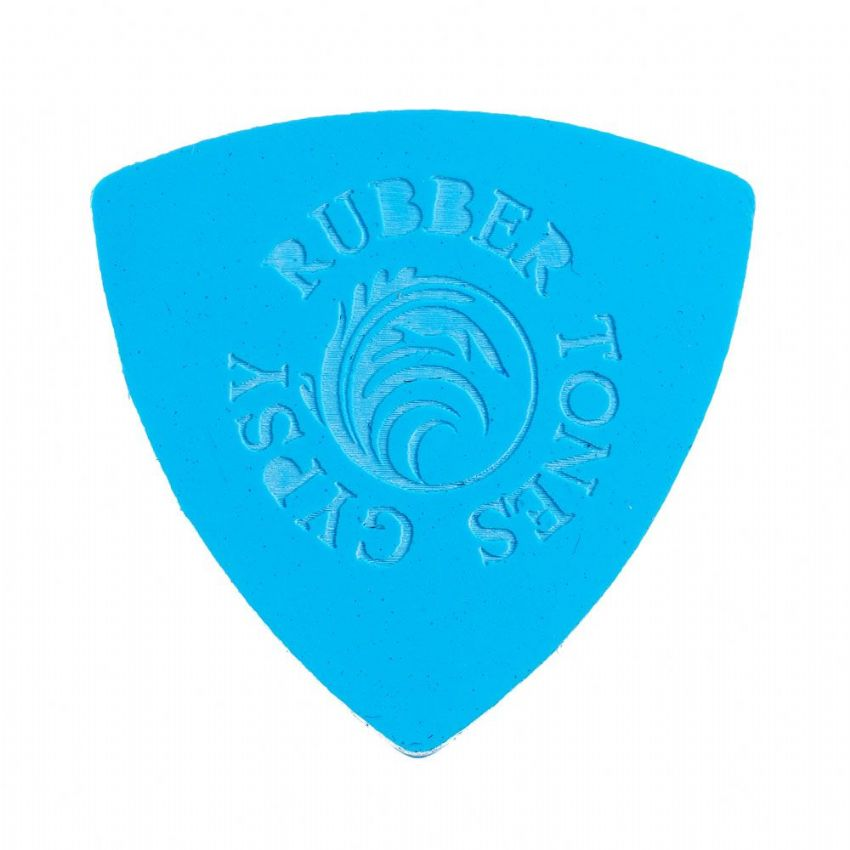 Rubber Tones Gypsy - Blue Silicon - 1 Pick | Timber Tones